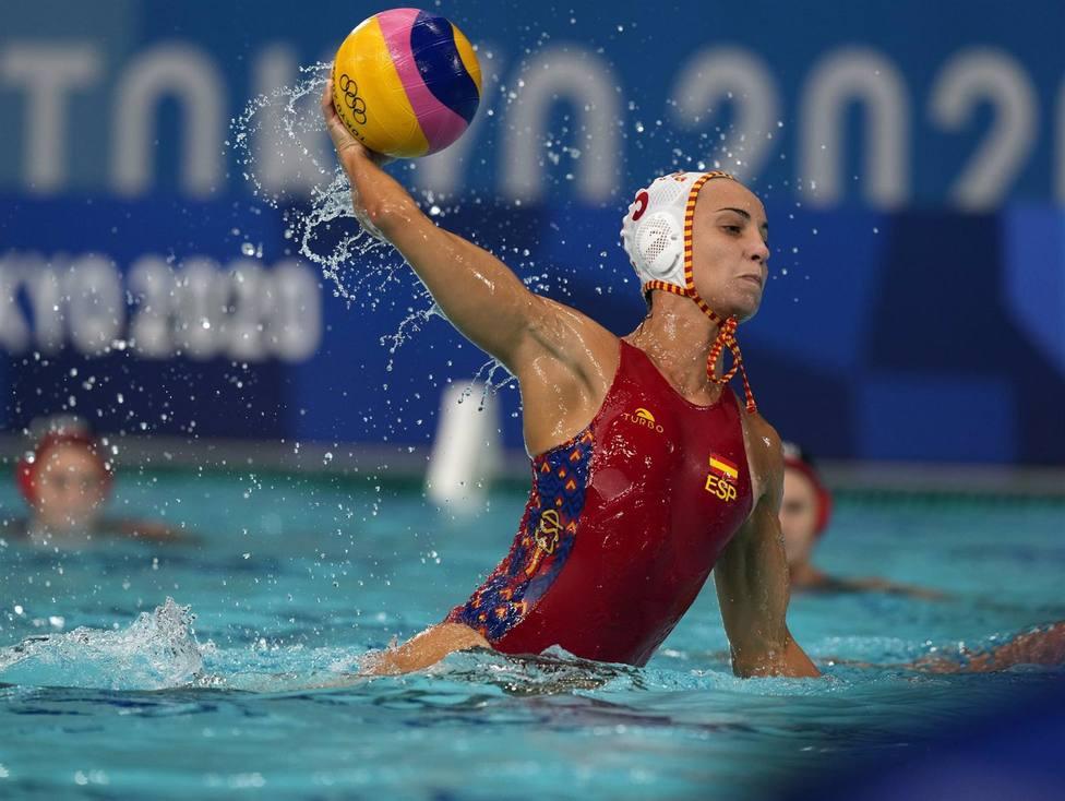 AV. JJ.OO/Waterpolo (F).- España, semifinalista en waterpolo femenino tras ganar (11-7) a China en cuartos