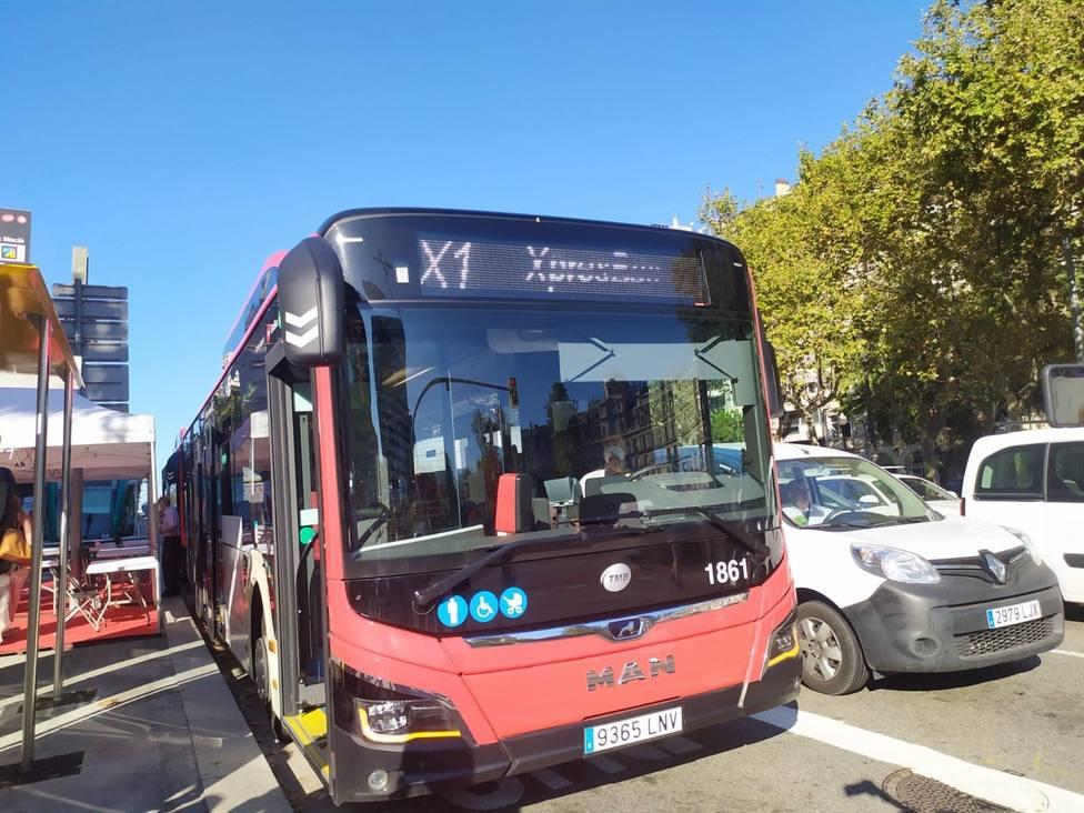 Nueva línea de bus que conectarà Glòries y Francesc Macià