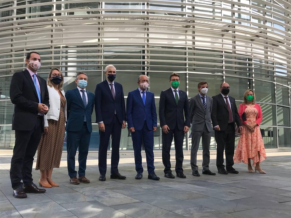 La constitución ha sido en el Instituto de Hidráulica Ambiental de la Universidad de Cantabria