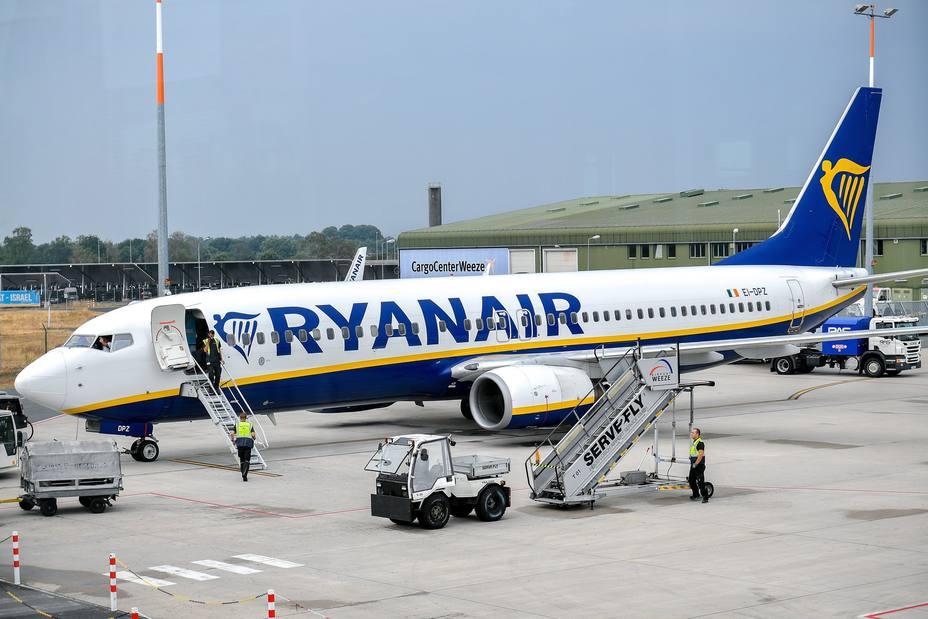 a3f899834 Ryanair cobrará por el equipaje de mano a partir de noviembre ...