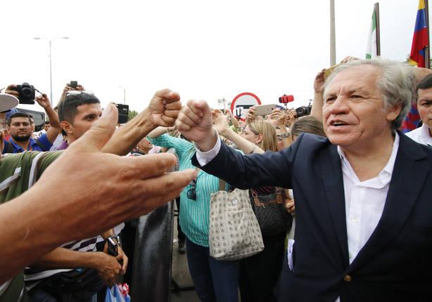 La OEA no descarta la intervención militar en Venezuela