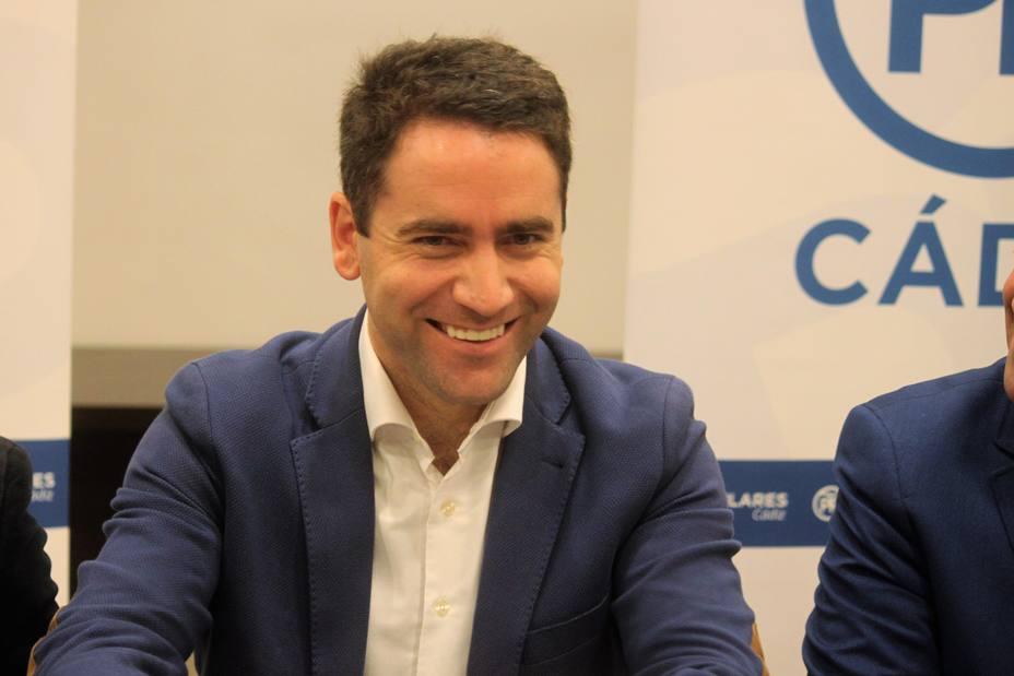 Egea (PP): Si los votos de un partido van a servir para hacer presidenta a Díaz los ciudadanos deben conocerlo
