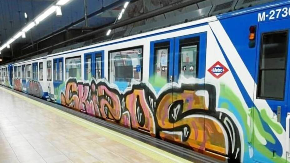 Hablan los grafiteros: Los actos en el metro no nos hacen ningún favor
