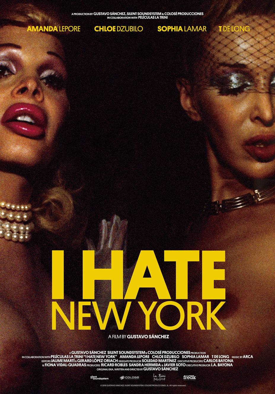 I hate New York se adentra en las historias silenciadas de cuatro luchadoras transgénero del underground newyorkino