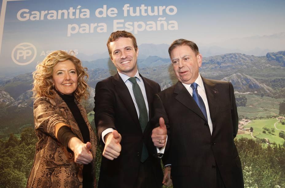 Casado, tras apelar Vox a la Reconquista: El PP ha empezado la reconquista por Andalucía y la acabará en Asturias