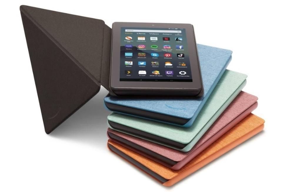 Amazon lleva a su Fire 7 un procesador más rápido y el doble de almacenamiento