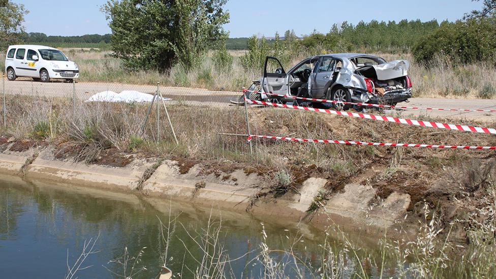 Accidente San Millán.