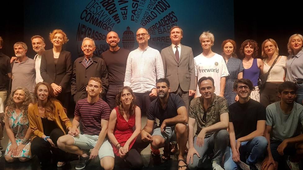 El relevo generacional marca la próxima temporada del Teatro de la Abadía, que baja los precios de las entradas un 20%
