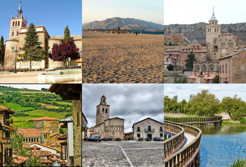 Descubre el Anecdotario COPE, el mapa con los pueblos más curiosos de España
