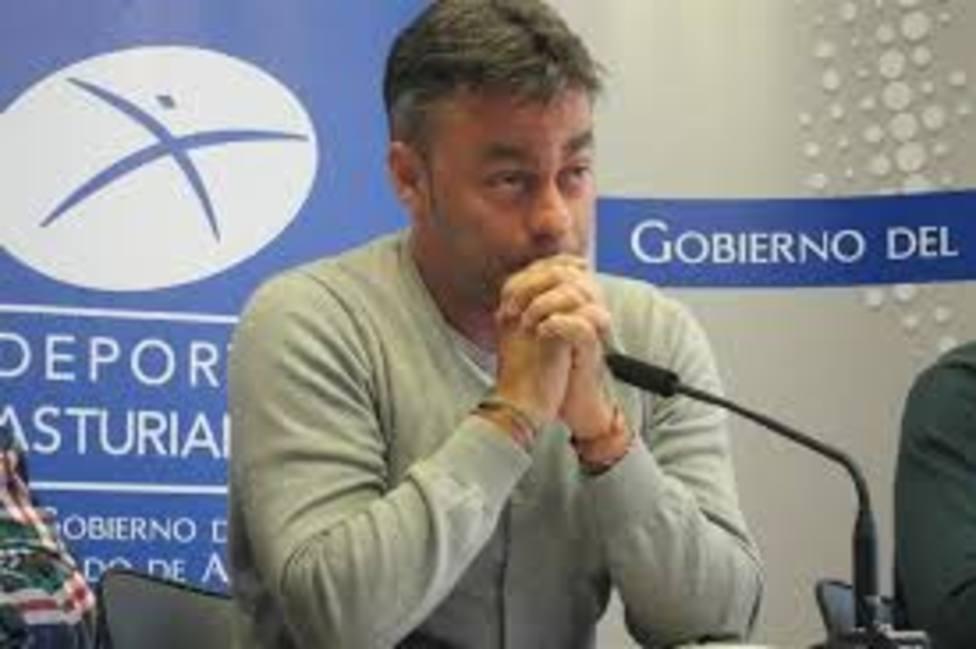 Foto José Ramón Tuero (Concejal de Deportes del Ayuntamiento de GIjón)