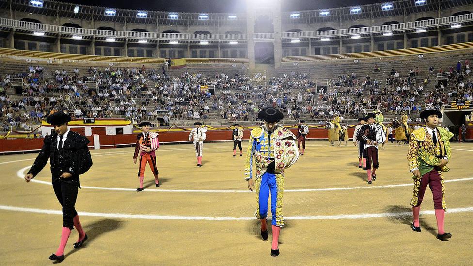 El Coliseo Balear podrá volver a celebrar un festejo taurino