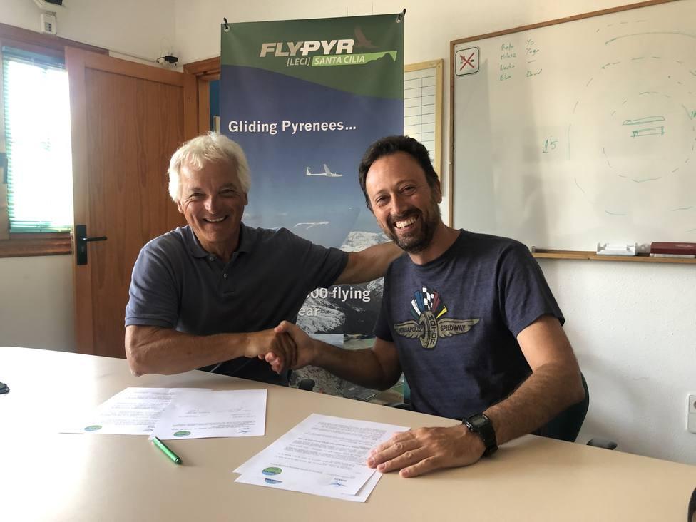 Acuerdo aeroclubes