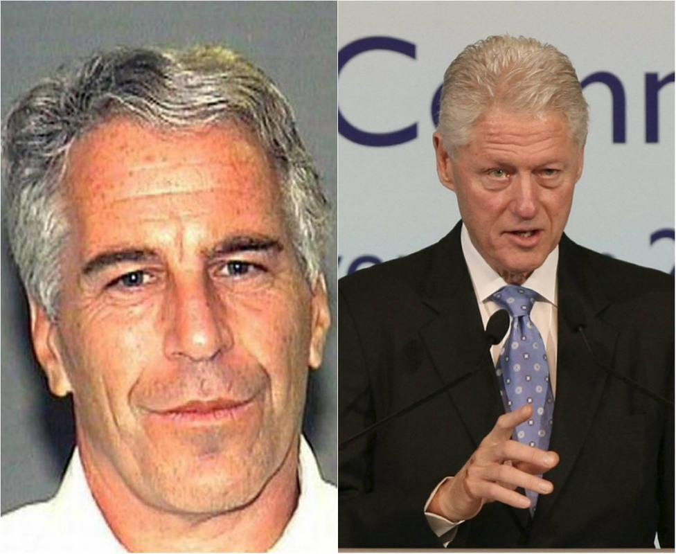 La oscura relación entre los Clinton y la muerte del multimillonario Jeffrey Epstein