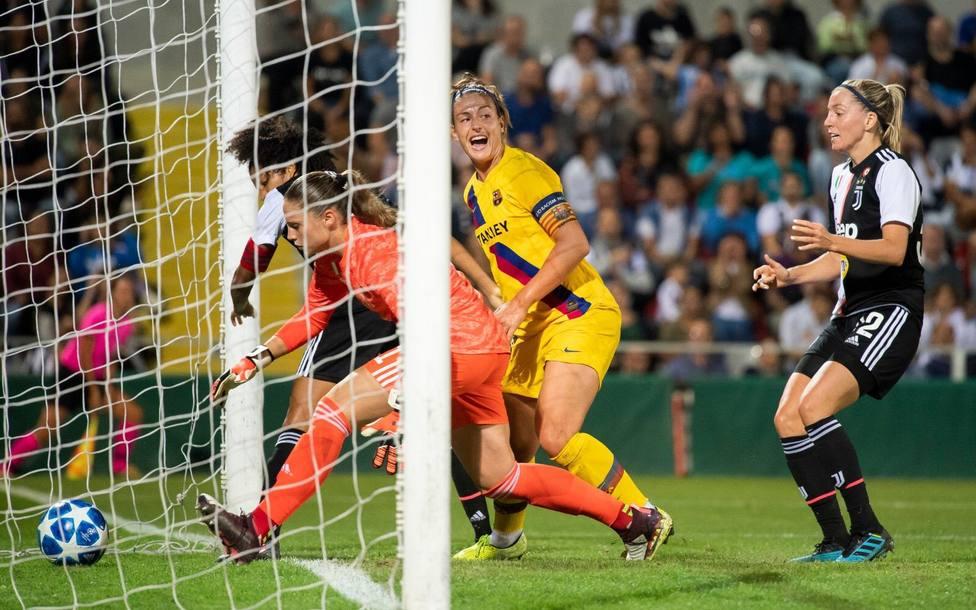 El Barça derrota a la Juventus y se acerca a los octavos de final