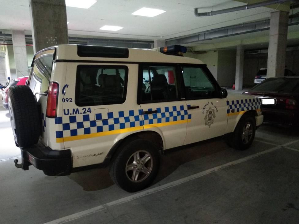 La Policía Local de Lugo inmovilizó 36 vehículos en dos meses por carecer de seguro