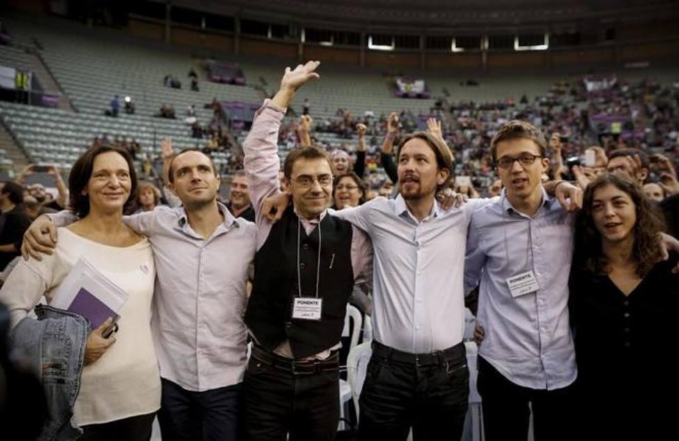 El egocéntrico vídeo de Iglesias en el que purga al resto de fundadores de Podemos