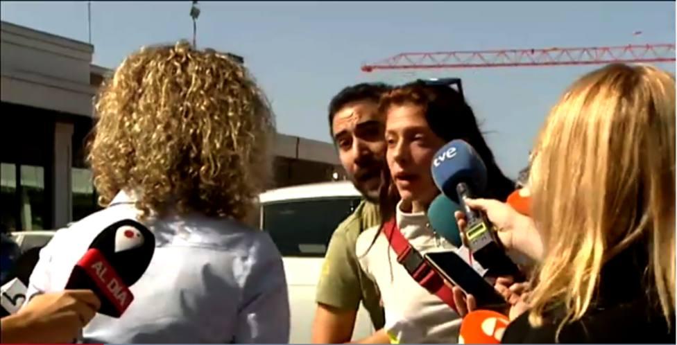 Rifirrafe en el juzgado entre la exmujer y la hija de Juan Carlos Quer tras su detención: Es una mentirosa