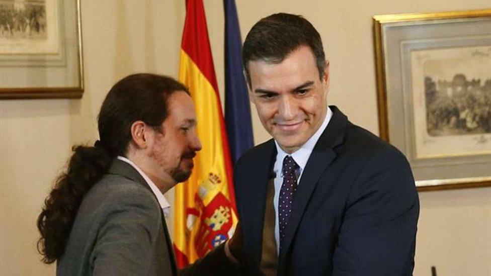 La prensa española resalta el cinismo de Sánchez e Iglesias por llegar a un acuerdo exprés inviable en julio