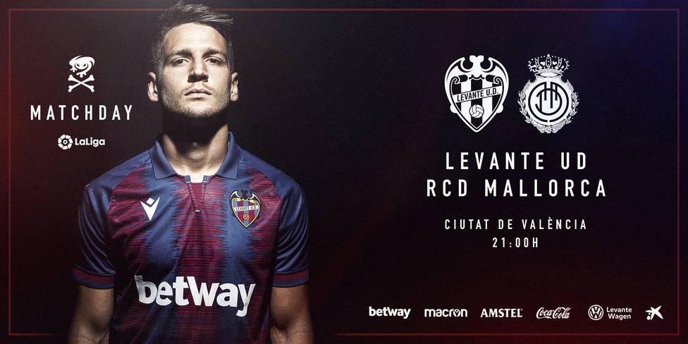 Levante-Real Mallorca