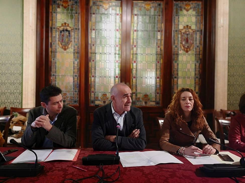 Antonio Muñoz, Delegado de Habitat Urbano del Ayuntamiento de Sevilla