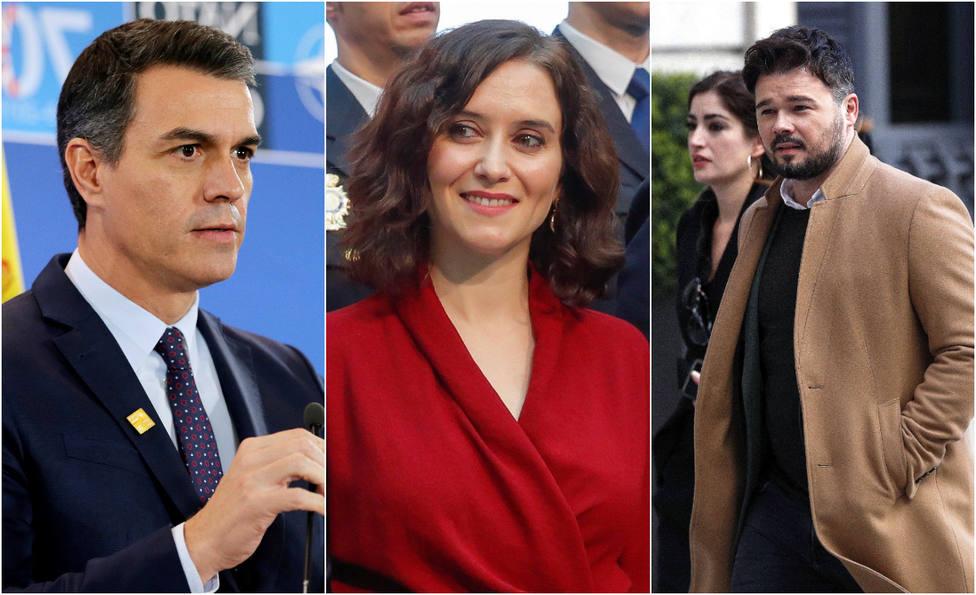 Las curiosidades de los perfiles de LinkedIn de los políticos: reivindicaciones y posgrados polémicos