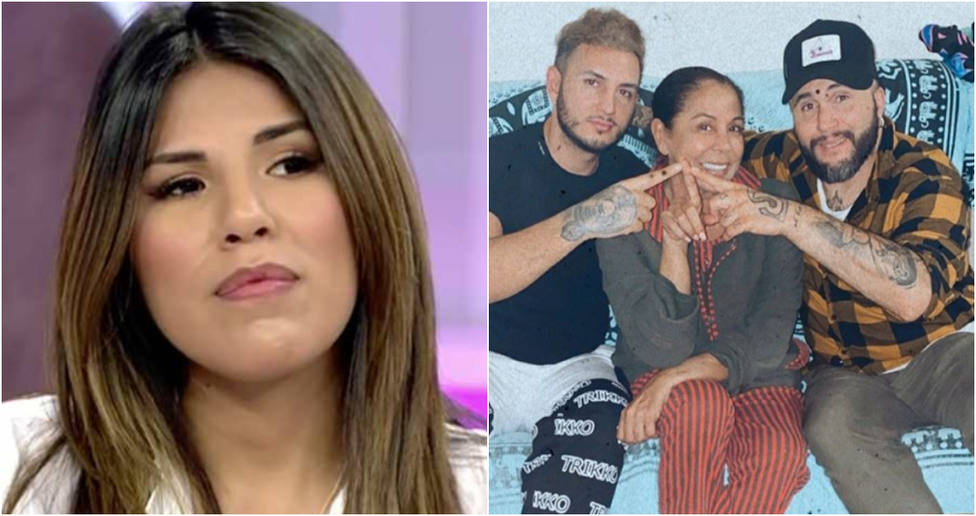 Isa Pantoja estalla contra su madre por invitar a Omar Montes por Navidad: ¡Estoy harta!