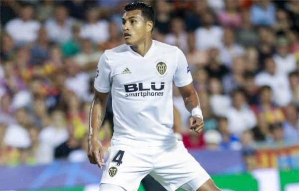 Jeison Murillo regresa a España desde la Sampadoria