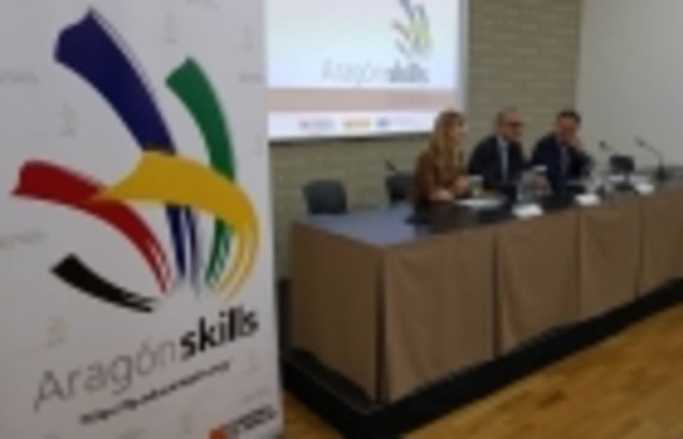 Presentación del Aragón Skill 2020