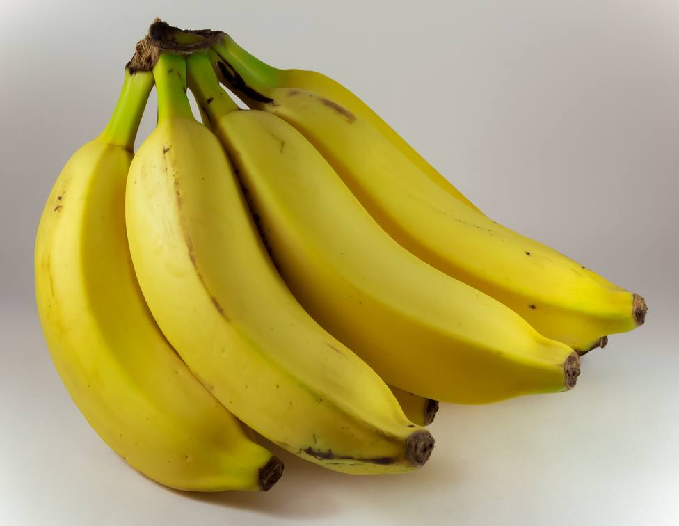 ¿Qué nutrientes además del potasio esconde el plátano?