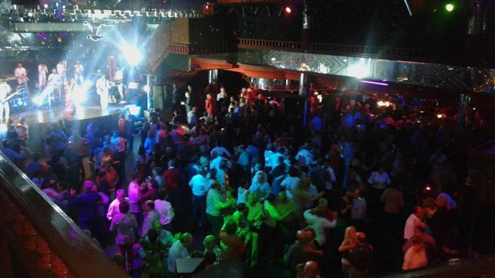 Sala de fiestas Rosalar, en Ribadeo