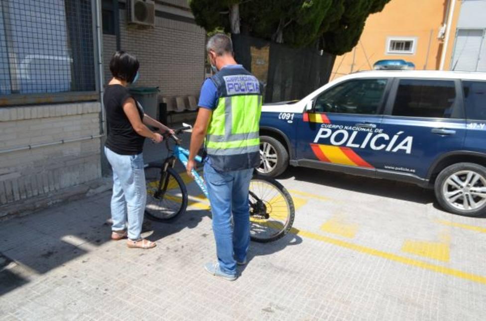 La Policía Nacional detiene a cuatro jóvenes especializados en el robo en interior de domicilios