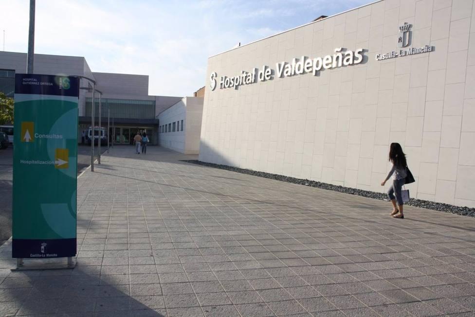 Hospital Gutiérrez Ortega, Valdepeñas