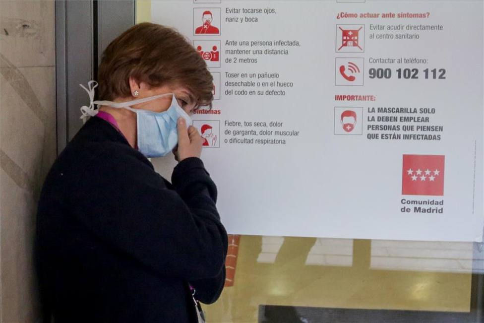 Madrid mejora sus cifras a la espera de tener que aplicar las restricciones dictadas por Illa