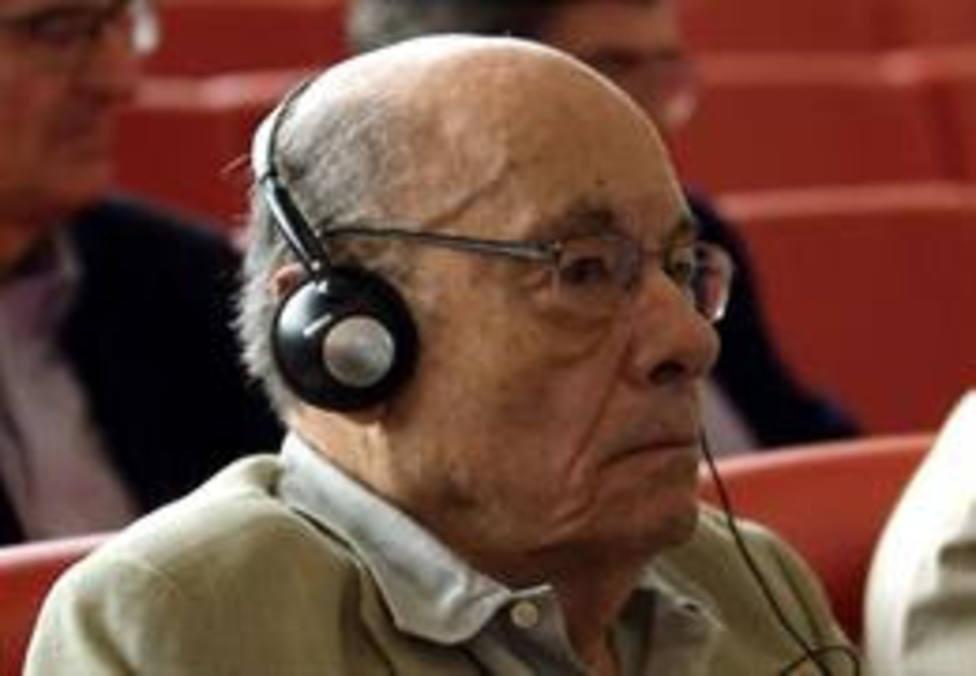 El expresidente del Palau de la Música Félix Millet en el juicio del caso Palau