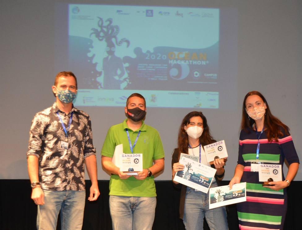 Geolocalización de caballitos de mar, reto ganador del Ocean Hackathon 2020