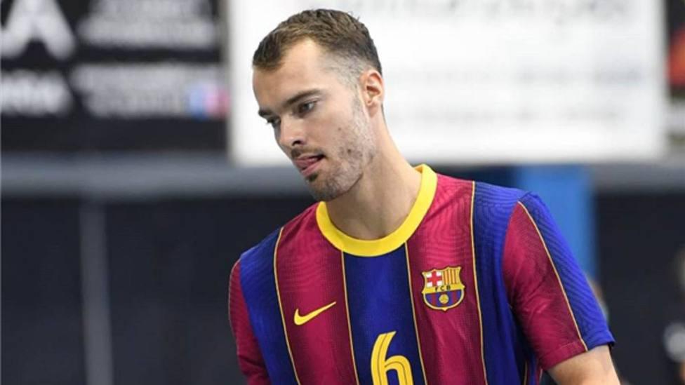 Casper Mortensen, positivo por coronavirus en el FC Barcelona