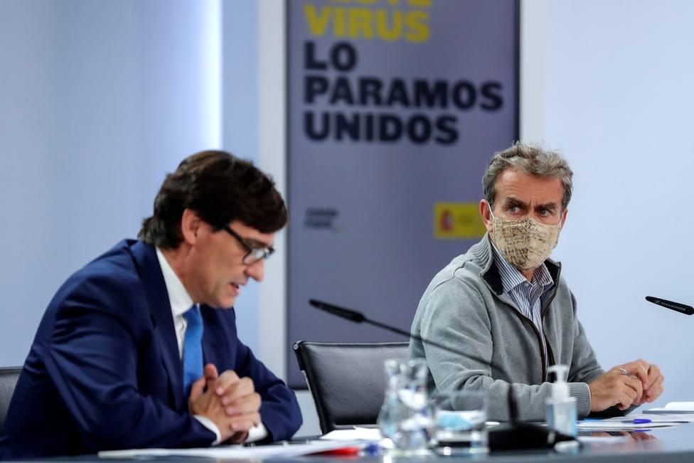 La Rioja, Aragón y Melilla cumplen los mismos requisitos que llevaron al estado de alarma en Madrid