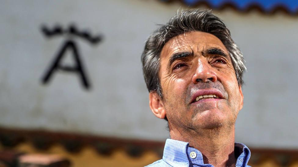 Victorino Martín, ganadero y presidente de la Fundación Toro de Lidia