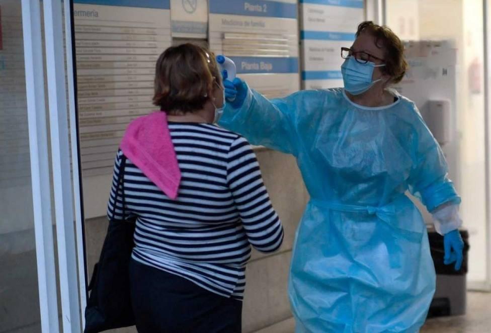 Bajan los centros de salud con niveles rojo y naranja en el municipio de Cartagena