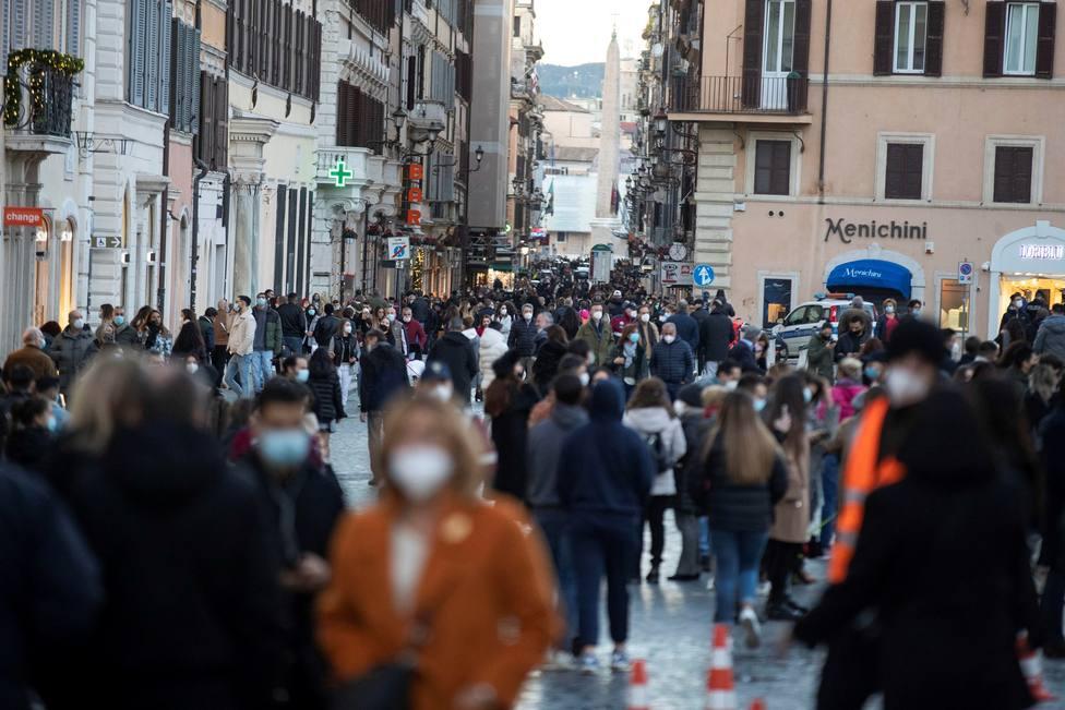 Italia identifica 28.337 nuevos positivos y 562 muertes por coronavirus en 24 horas