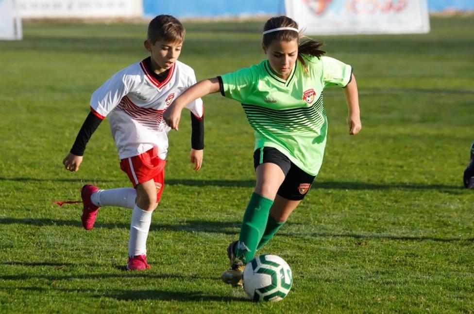 La Copa COVAP visibiliza el papel de la mujer en el deporte con la participación de 4.589 niñas y 802 árbitras
