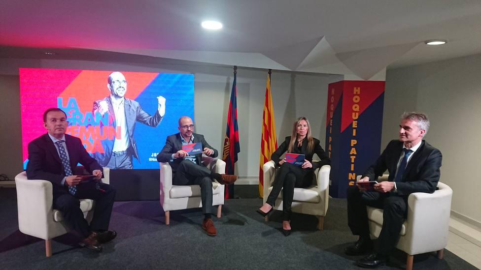Jordi Farré: El Camp Nou debe ser de los socios, no de los turistas