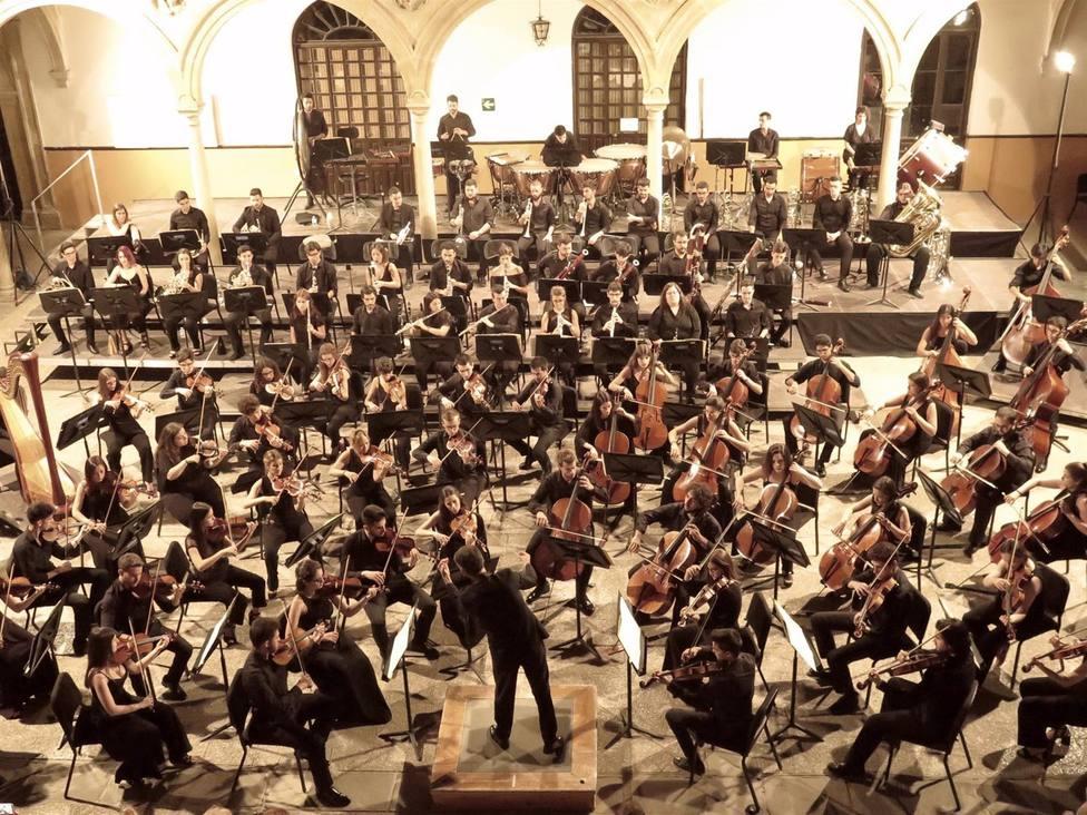 Jaén.- La Orquesta Joven de Andalucía cierra en �beda el ciclo 6 Siglos de Música