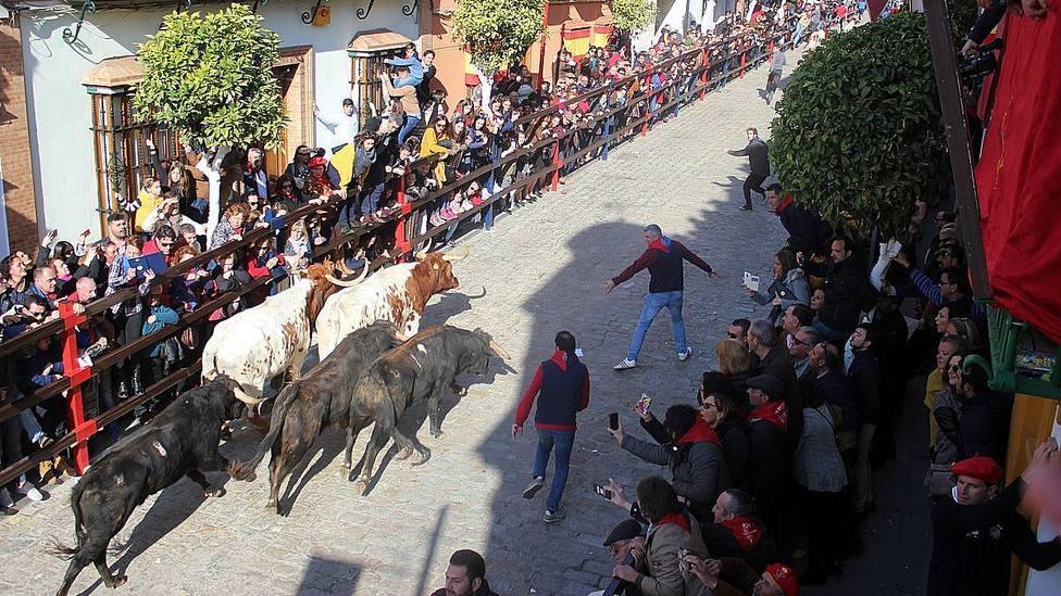 La Puebla del Río se queda este año sin sus tradicionales encierros por culpa de la pandemia