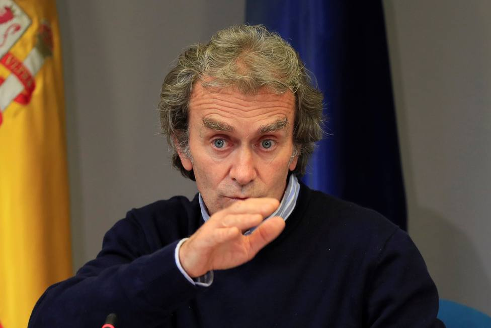 Fernando Simón: En marzo la cepa británica podría ser la dominante en España