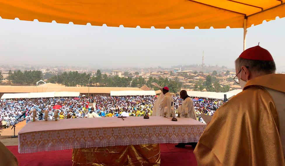 La delicada gestión que ha llevado a cabo el Vaticano para conseguir la paz en un país africano