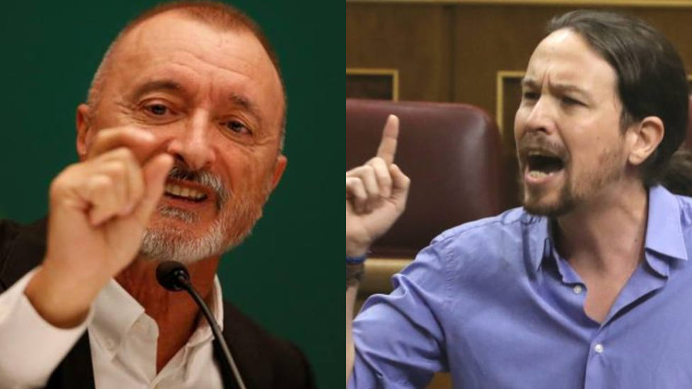 Pérez-Reverte no se corta con Pablo Iglesias tras su última polémica: Inculto