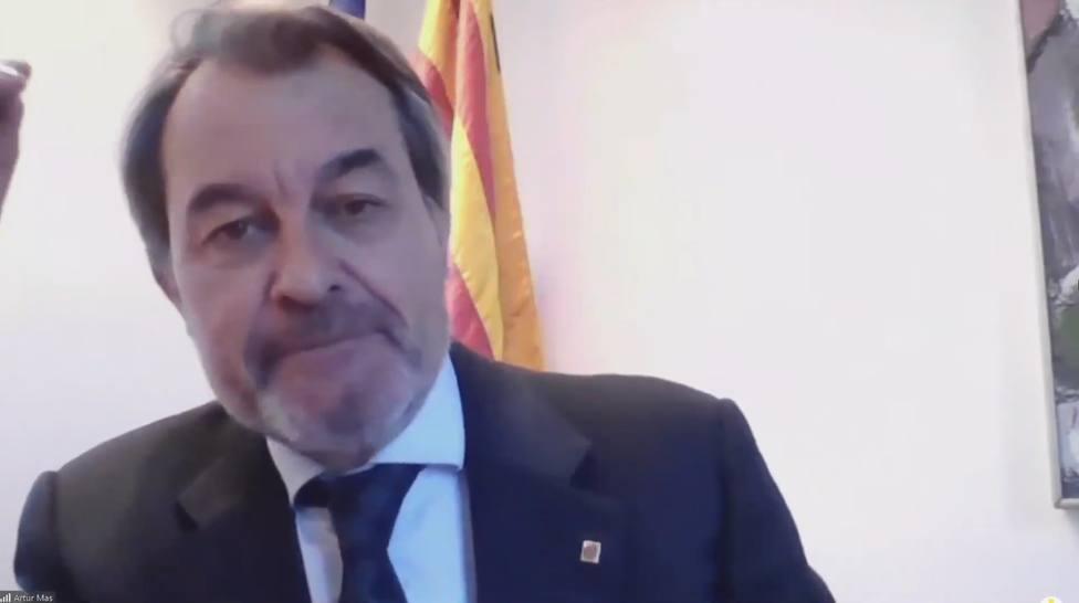Artur Mas ha asegurado que el PDeCAT se la ha jugado contra la represión y el 155 igual que otros