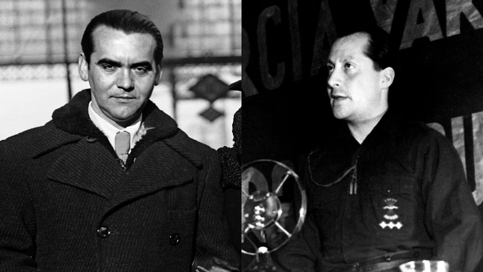 ¿Realmente fueron amigos Primo de Rivera y Federico García Lorca?