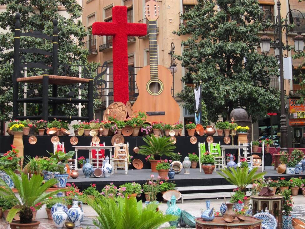 Granada.- Coronavirus.- Los hosteleros animan a los granadinos a disfrutar del Día de la Cruz con seguridad